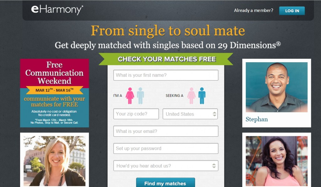 free dating sites that requires no credit card
